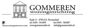 Logo-Gommeren